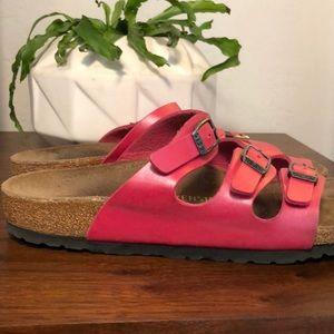 Birkenstock Shoes - Pink Birkenstocks